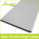 Soffitto termoresistente acustico di alluminio acustico di prezzi di costo