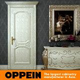 Porta interior de madeira da euro- laca de madeira clássica do MDF do branco (MSGD03)