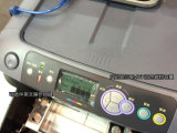 색깔 레이블 인쇄 기계 Hy-S001