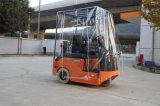 Rain Curtain를 가진 4 톤 Electric Towing Tractor