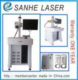 Máquina de marcado láser de fibra de acero inoxidable / aluminio con SGS ISO Ce
