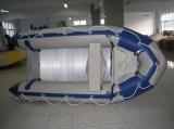 プロアルミニウム床の膨脹可能なボート、働きボート、救助艇