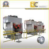 Cerchione idraulico del trattore agricolo che fa macchina (riga)