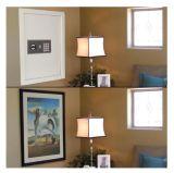 Coffre-fort Mur-Caché électronique pour la maison et le bureau aux Etats-Unis