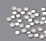 Tri-Metallschweißens-Silber-Metalltasten-Kontakt-Punkte