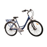 Grankee Green Electric Bicycle para Lady 700c 250W-500W