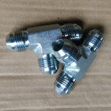 Acero inoxidable Jic Camiseta masculina hidráulico de montaje / adaptador / tubo de empalme