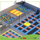 カスタムさまざまなASTM標準エキサイティングなDodgeballのトランポリンのバスケットボールコート
