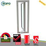 現代家PVCハリケーンの影響の手動クランクのガラス窓