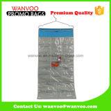 下着のためのナイロンハングのシャワーのオルガナイザーが付いている防水PVC