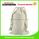 卸し売り再使用可能な綿のドローストリング袋の包装のコーヒー豆のドローストリングの記憶の袋の習慣のロゴの印刷