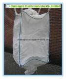 Сплетенный PP мешок тонны FIBC навальный с Spouts разрядки