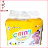 Weiches Highquality und Breathable Baby Diaper mit Private Label