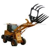 Machine de roue de fourchette d'herbe de Zl 918, chargeur