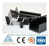 Profils en aluminium expulsés d'extrusion d'industrie d'aluminium