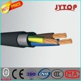 N2xh de Kabel van het Koper, Vrij Halogeen, Vlam - vertrager, XLPE Geïsoleerden Multi-Core Kabels met de Leider van het Koper