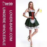 Костюм пива сада взрослый женщин немецкий (L15310)