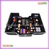 Box Aluminum Cosmetic Case (SACMC088) 높은 쪽으로 고아한 Style Beauty Make