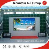 Écran d'intérieur économiseur d'énergie de l'affichage de panneau de SMD P4 LED LED TV