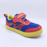 Les chaussures chaudes de qualité de la vente 2016 badinent des chaussures de sports d'enfants