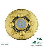 Pièce de monnaie faite sur commande d'enjeu pour le cadeau de souvenir