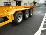 Axle 3 40 футов Semi трейлера для контейнера