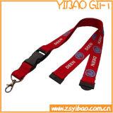 Изготовленный на заказ рекламируя талреп полиэфира для выдвиженческого подарка (YB-LY-30)