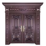 Стальная дверь от двери металла цены экспорта Китая самой лучшей (FD-8833)