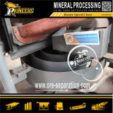 金の鉱石のミネラル集中装置の重力の螺線形の金の分離器機械