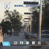 luz solar de la batería de litio de los 7m 45W LED