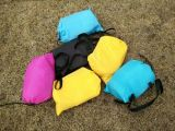 Wasserdichte Kneipe-aufblasbare Bananen-Schlafsäcke