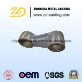 Bâti en acier d'Investmen pour les pièces ferroviaires