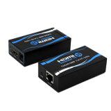 単一Cat5e/6 (60m HDMIエクステンダー1.3V、3D、1080P)上の60m HDMIエクステンダー