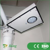 garanzia 3years dell'indicatore luminoso di via solare Integrated di 8W LED (CE \ ISO9001)
