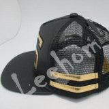Neue 5 Panel-Ineinander greifen-Hysteresen-Ära-Baseball-Hüte