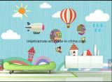 Kundenspezifische /Home-Dekoration des dekorativen /Large-Formats/Kinder/Tapeten-Material