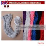 Sciarpa acrilica dei punti di modo del Buff promozionale della sciarpa (OS1008)