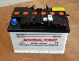 A bateria de carro padrão 12V do RUÍDO 55ah seca carregado