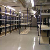 Shelving claro do armazenamento do armazém do dever da alta qualidade