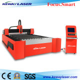 Precio de la cortadora del laser del metal de hoja del CNC