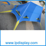 Outdoor White PVC Double Top Event Star Tent