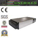 36V 10ah Ebike Rear Rack Battery Pack met Charger