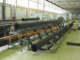 ligne d'extrusion de conduite d'eau de HDPE de 16-125mm