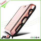 Ibrido 2 in 1 cassa Shockproof spazzolata del telefono delle cellule dell'armatura del PC di TPU