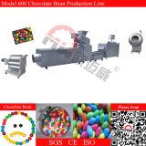 Máquina de embalagem de linha Twist de doces de pirulito redondo