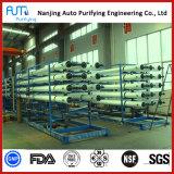 Systèmes d'osmose d'inversion d'usine de traitement des eaux résiduaires