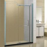 8mm/10mmは中国Manufaturerからのシャワー室のための明確で平らなフロートガラスを強くした