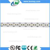 Luz de tira de la decoración LED de la cabina con el CE RoHS