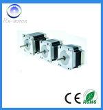 Motor de pasos del grado NEMA23 de la alta calidad 1.8