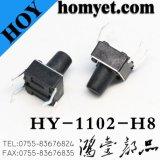 Переключатель тактичности (HY-1102-H11) 6*6mm с Lenghten